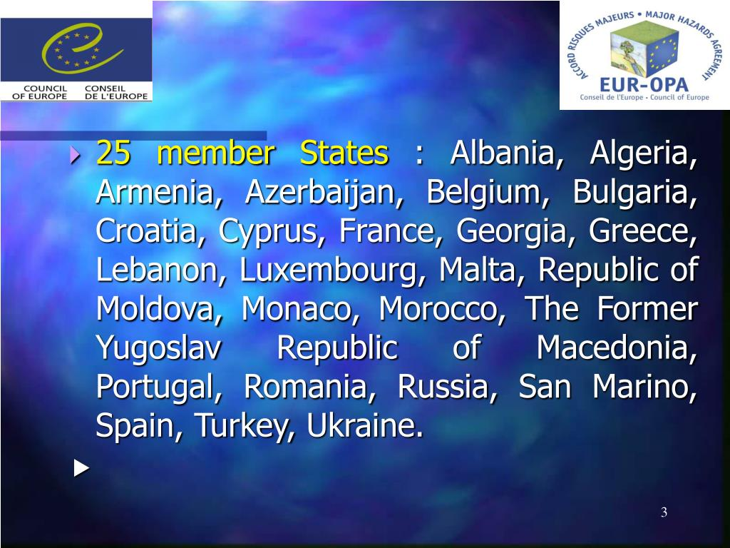 25 member States