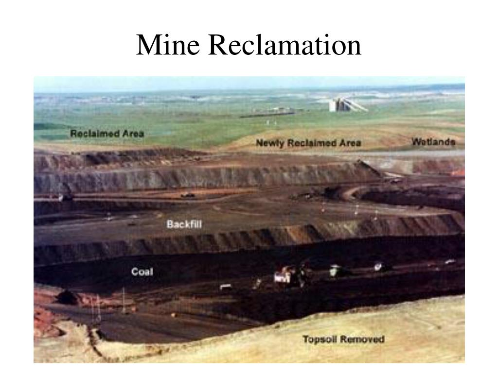 Mine Reclamation