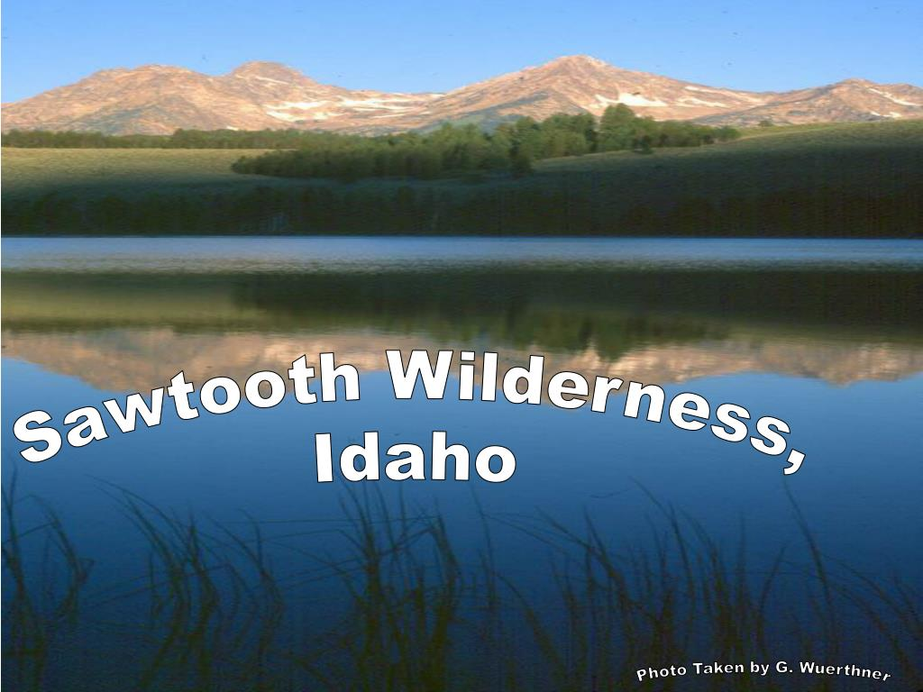 Sawtooth Wilderness,