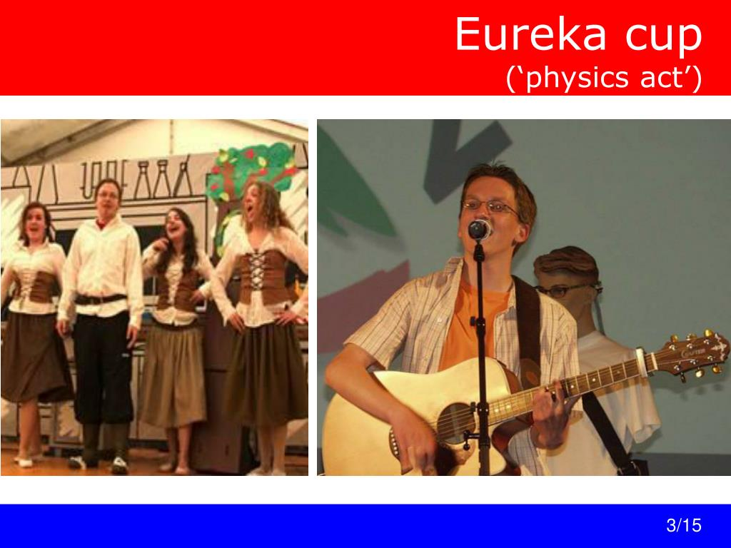 Eureka cup