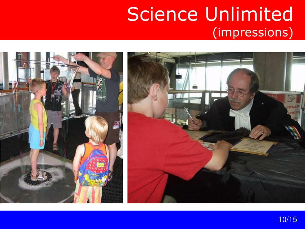 Science Unlimited