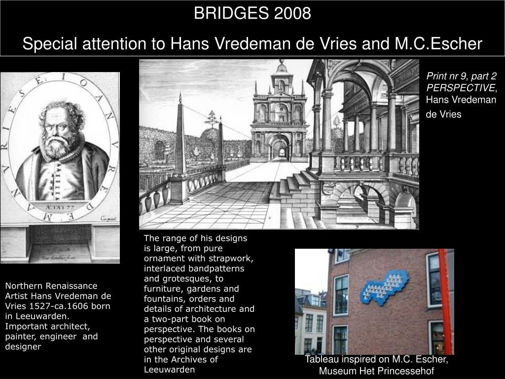 BRIDGES 2008