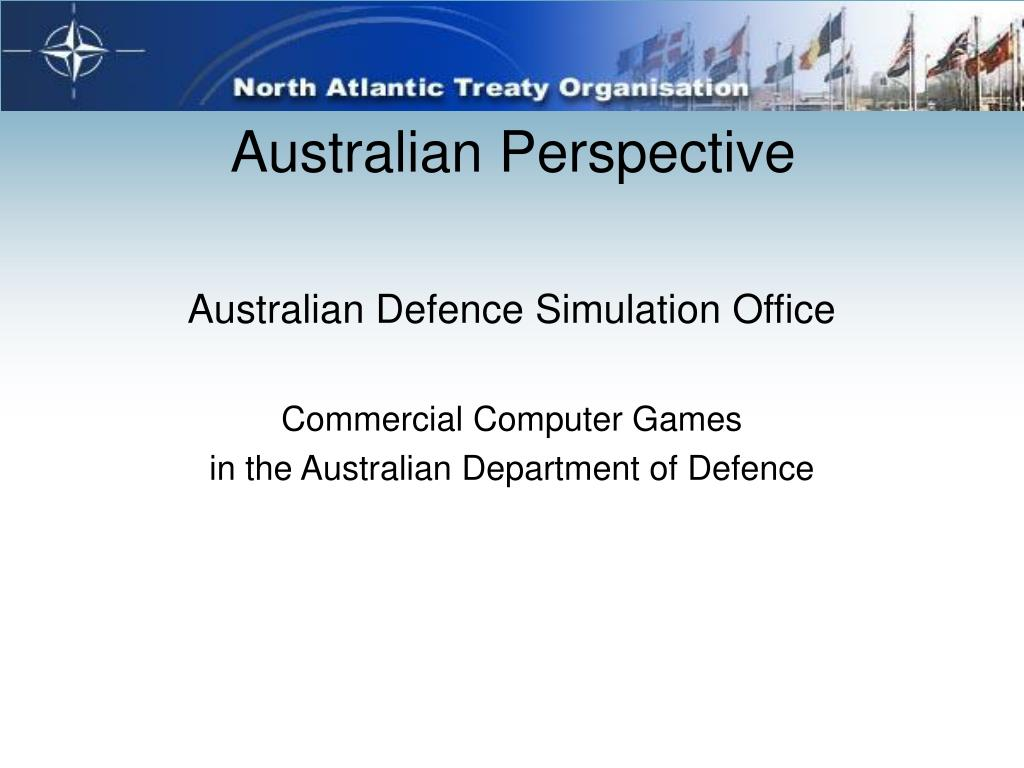 Australian Perspective