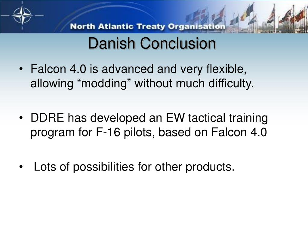 Danish Conclusion