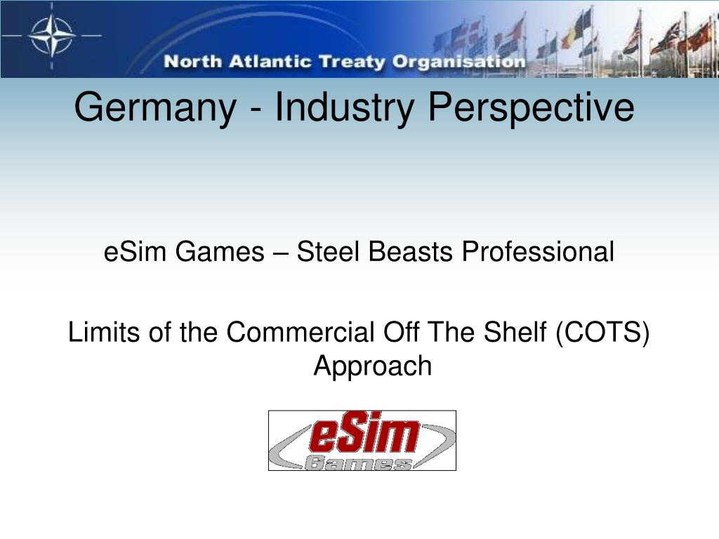 Germany - Industry Perspective