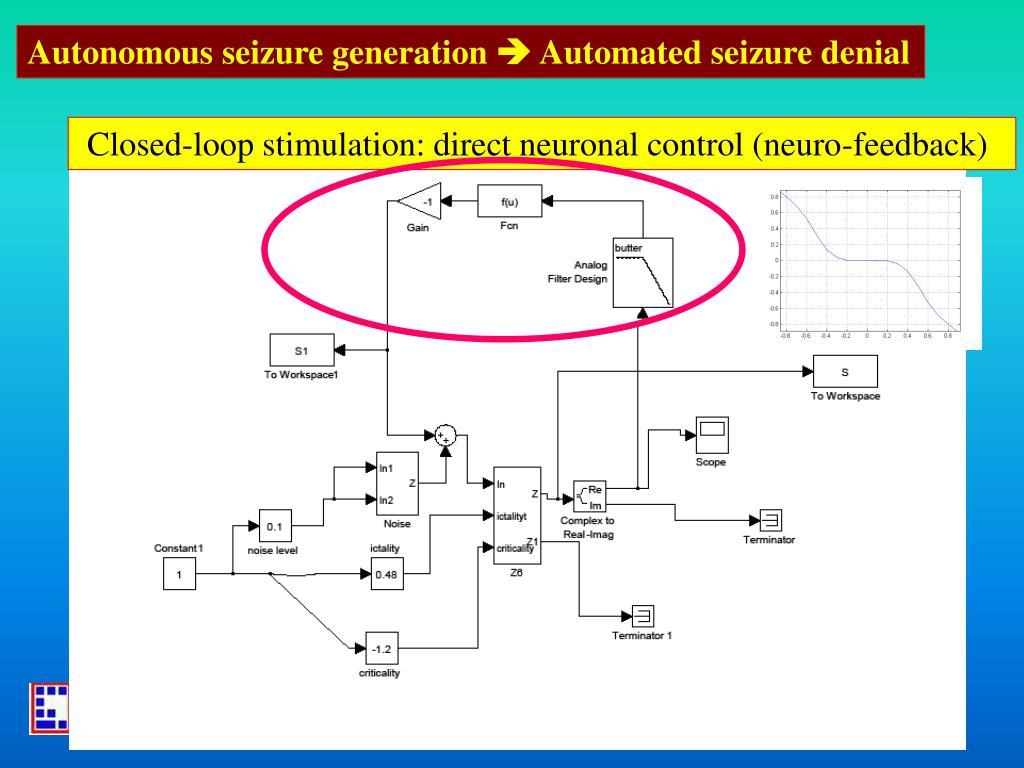 Closed-loop stimulation: direct neuronal control (neuro-feedback)