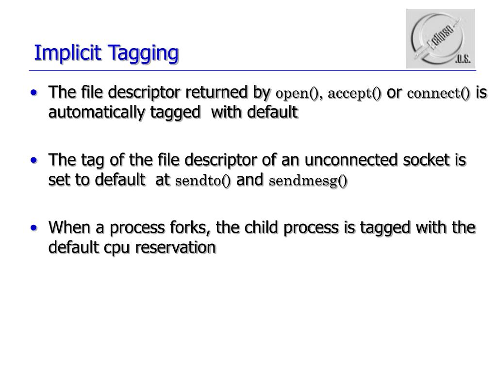 Implicit Tagging