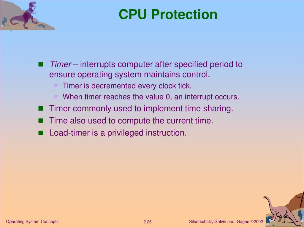 CPU Protection
