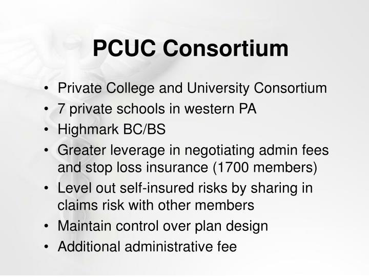 PCUC Consortium