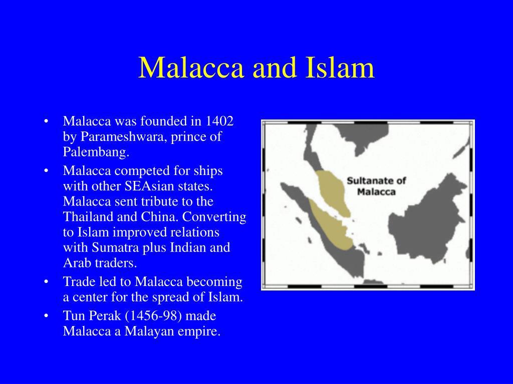 Malacca and Islam