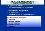quality assurance malaysia skill certification