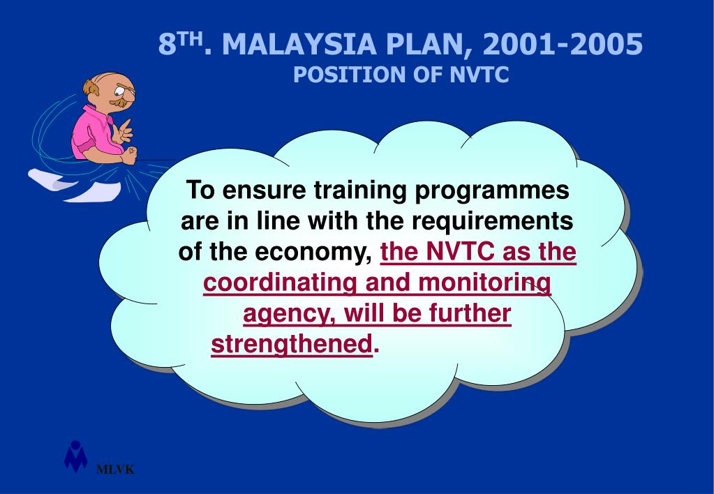 To ensure training programmes are in line with the requirements of the economy,