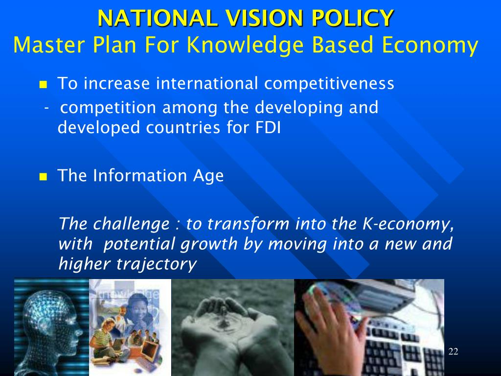 NATIONAL VISION POLICY
