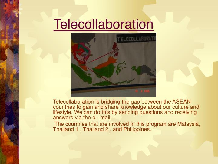 Telecollaboration