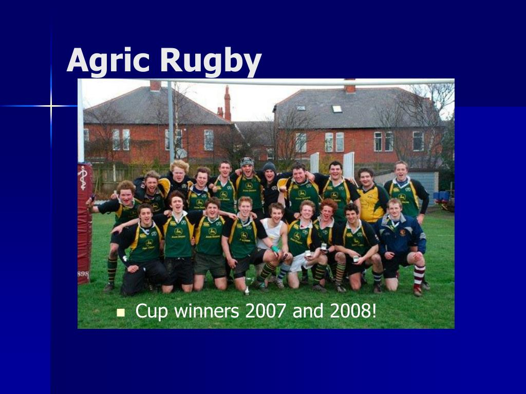 Agric Rugby