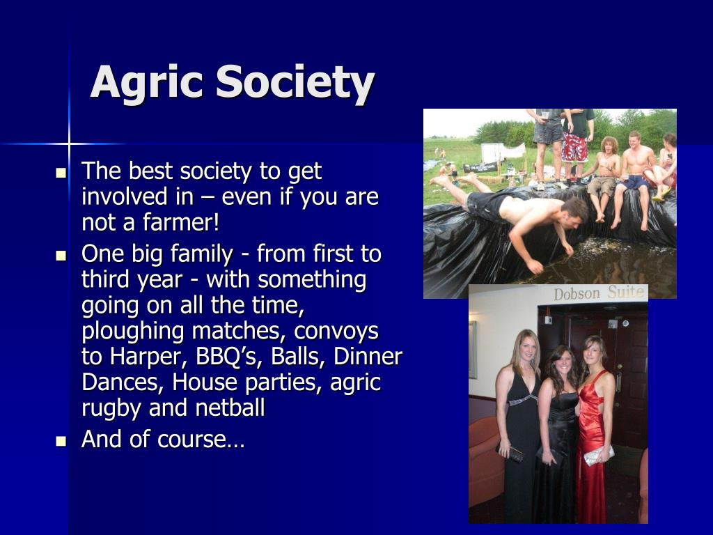 Agric Society