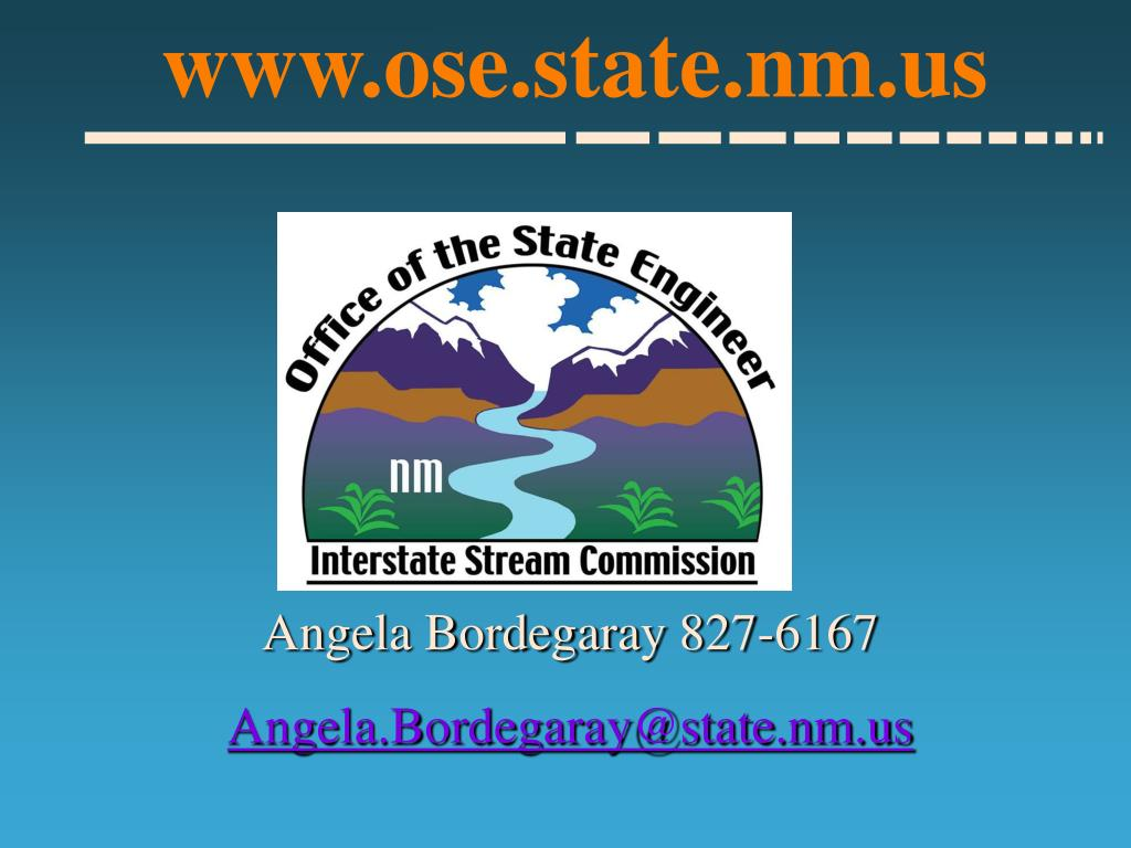www.ose.state.nm.us
