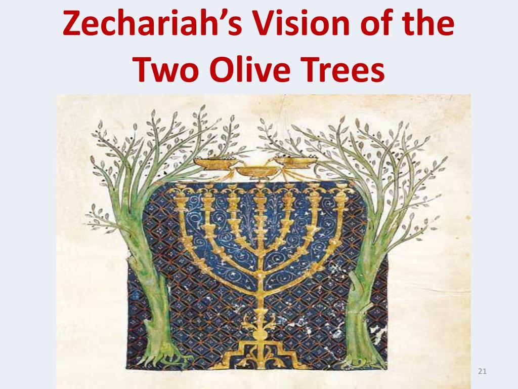 Zechariah's Vision of the