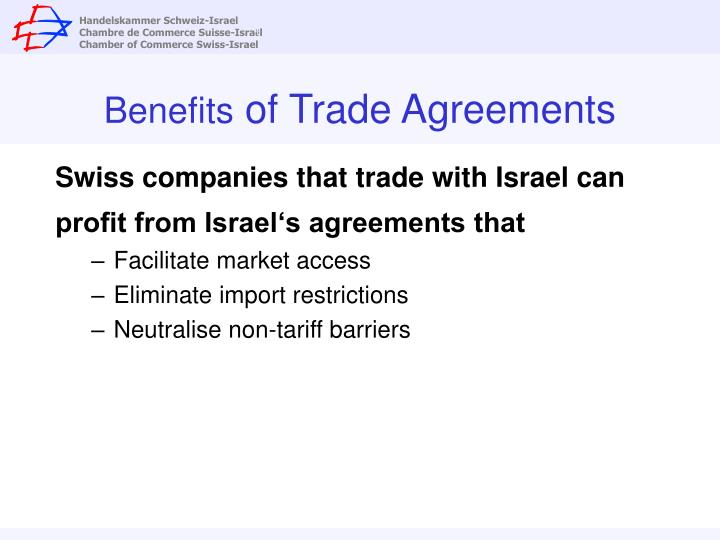 Benefits of trade agreements l.jpg