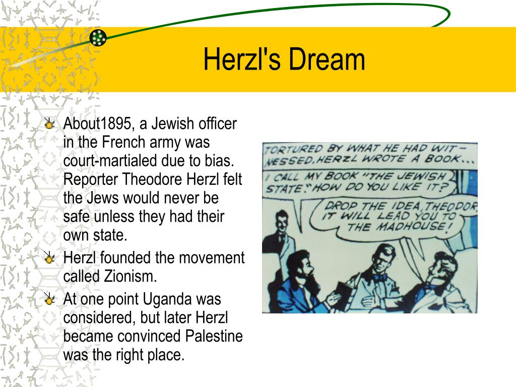 Herzl's Dream