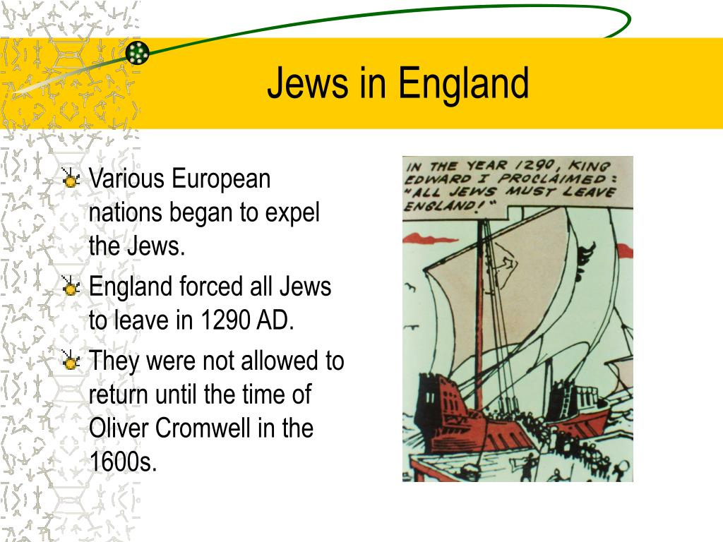 Jews in England