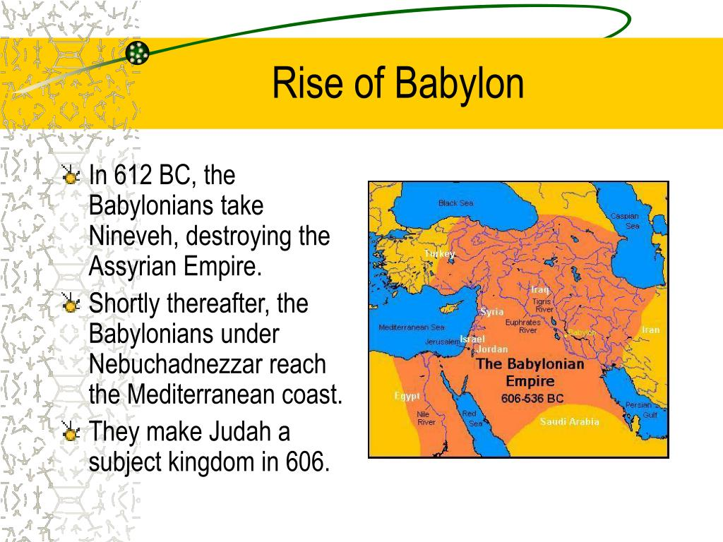 Rise of Babylon