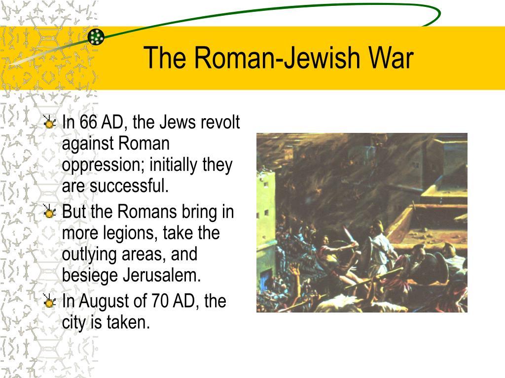 The Roman-Jewish War
