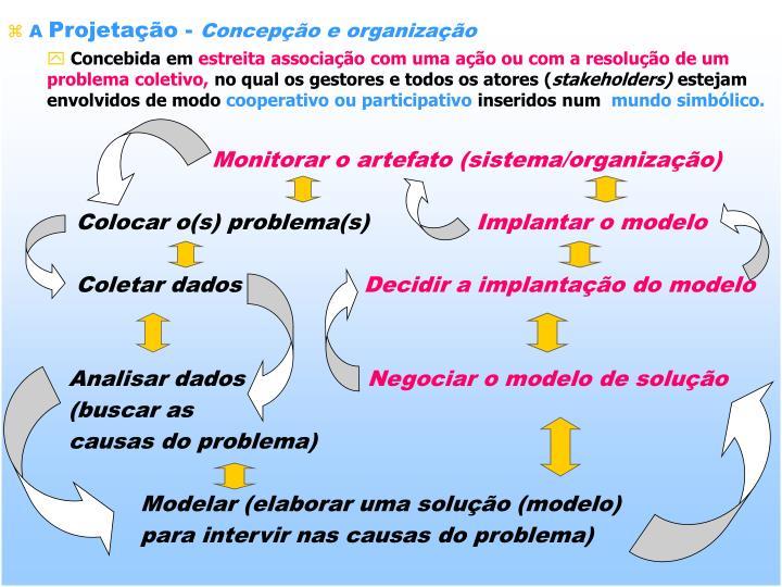 TIPOS DE PESQUISA - DA PESQUISA CONVENCIONAL A PROJETAÇÃO