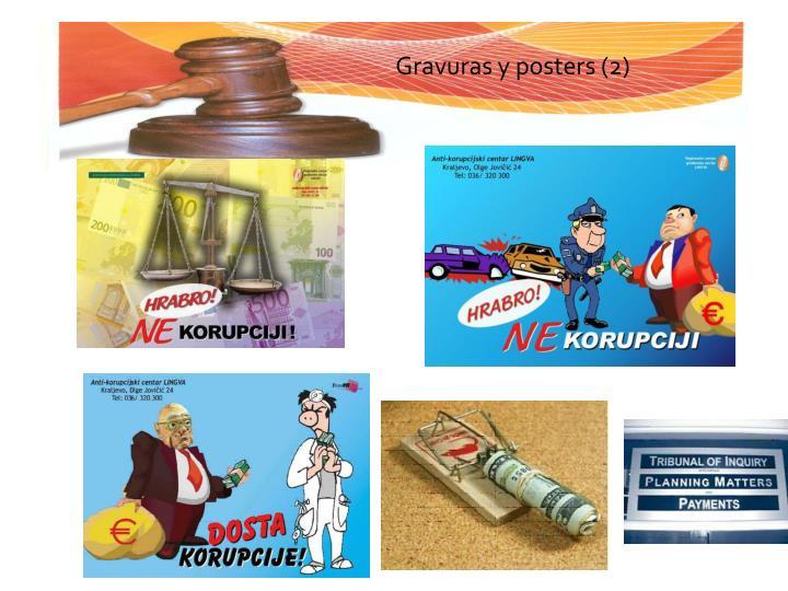 Gravuras y posters (2)