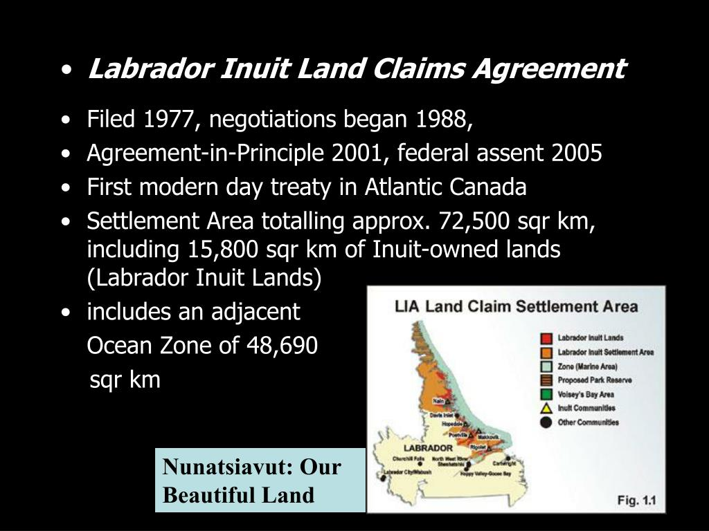 Labrador Inuit Land Claims Agreement