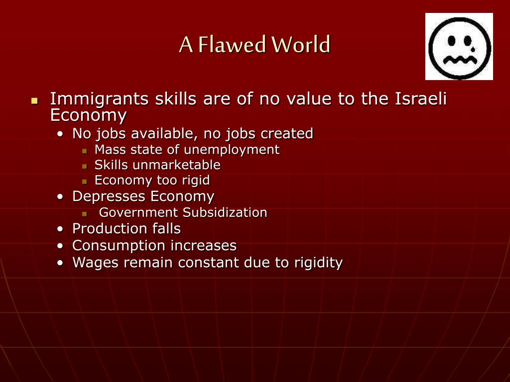 A Flawed World