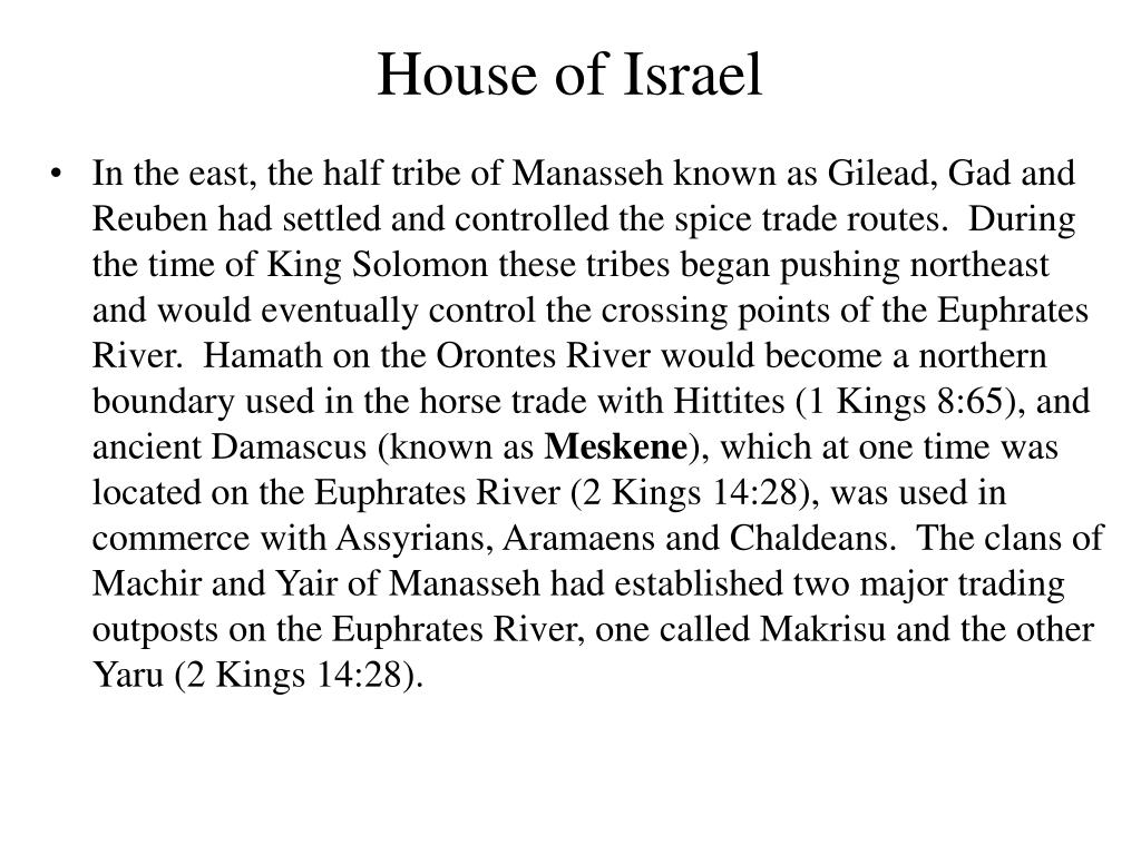 House of Israel