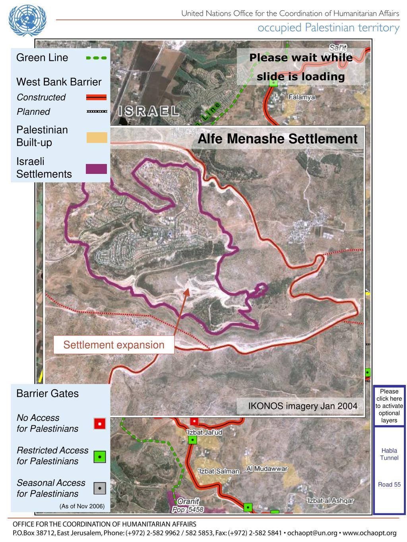Alfe Menashe Settlement