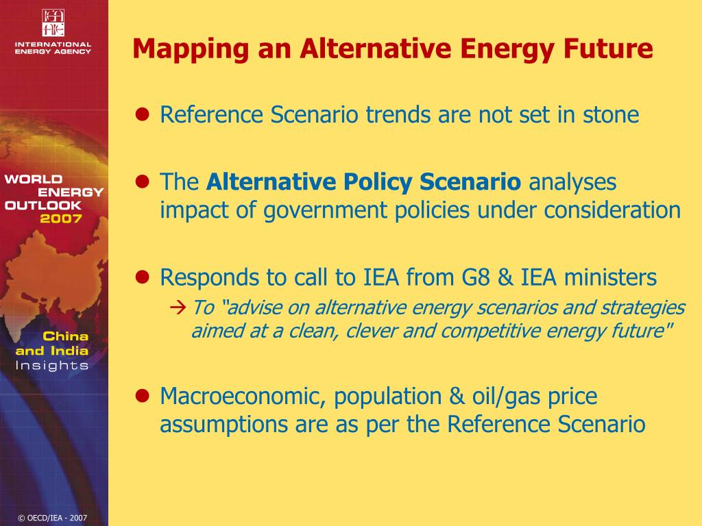 Mapping an Alternative Energy Future
