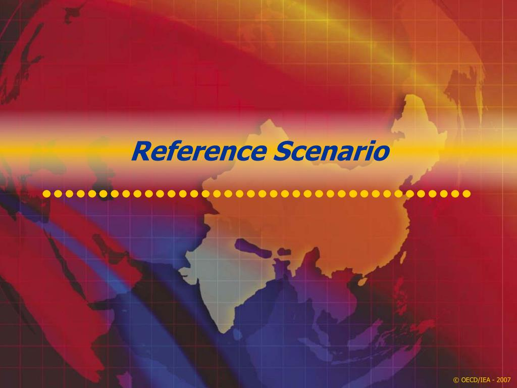 Reference Scenario