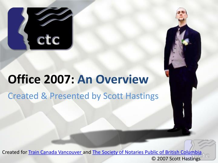 Office 2007 an overview2