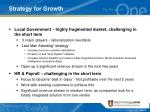 strategy for growth28