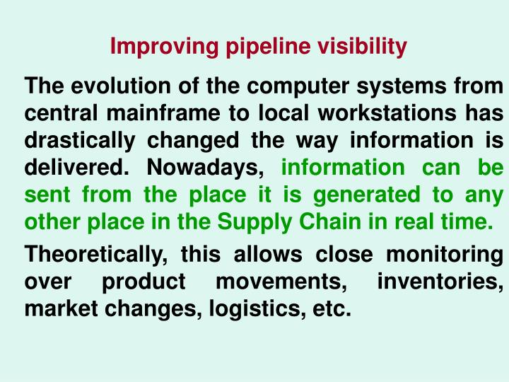 The evolution of the computer systems from central mainframe to local workstations has drastically changed the way information is delivered. Nowadays,