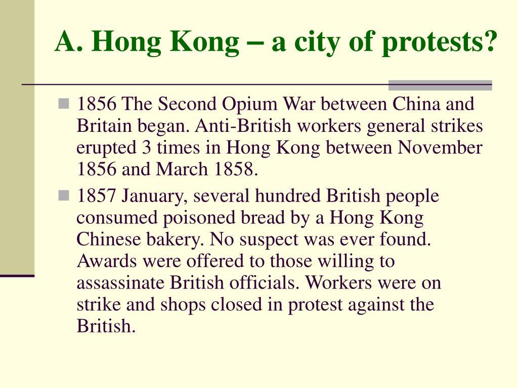 A. Hong Kong