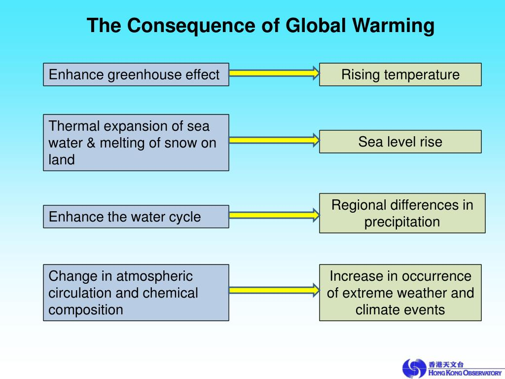 The Consequence of Global Warming