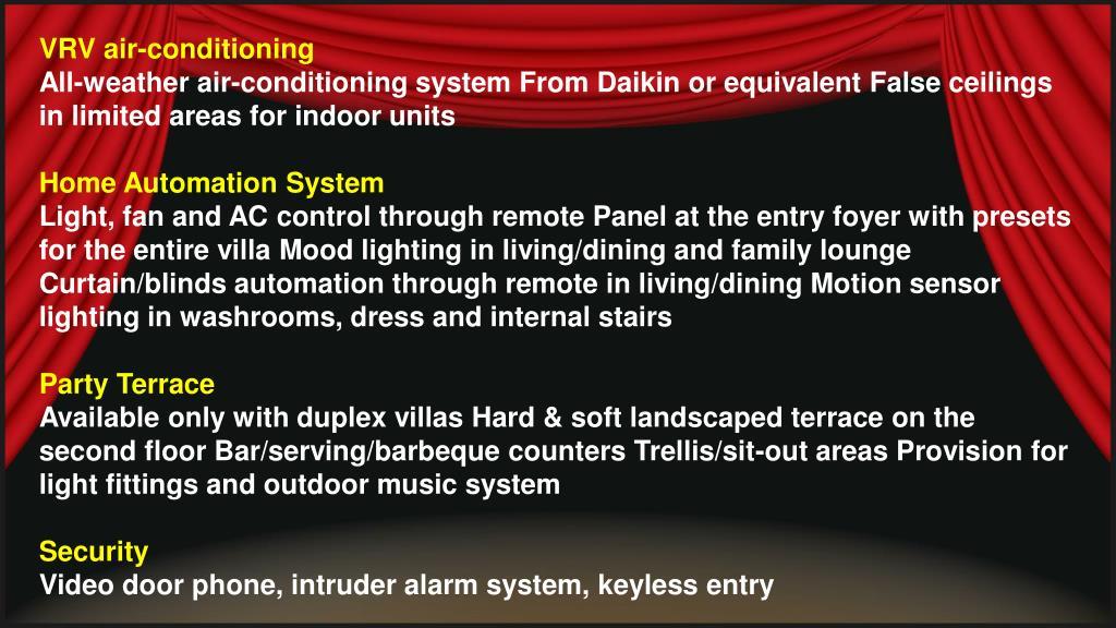 VRV air-conditioning