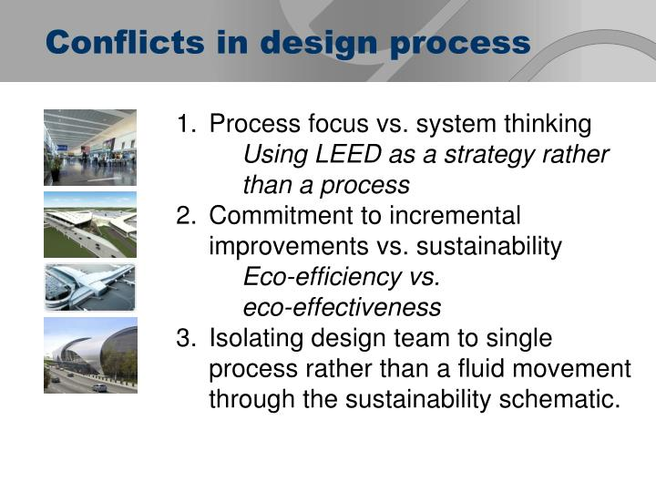 Process focus vs. system thinking