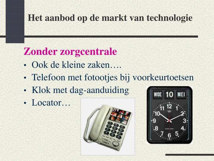 Ppt meerwaarde van technologische hulpmiddelen bij personen met dementie thuis powerpoint - Huisarts klok ...
