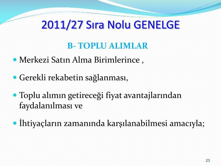 2011/27 Sra
