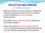 2011 27 s ra nolu genelge24