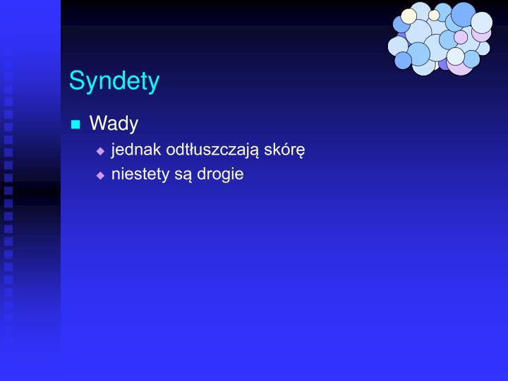 Syndety