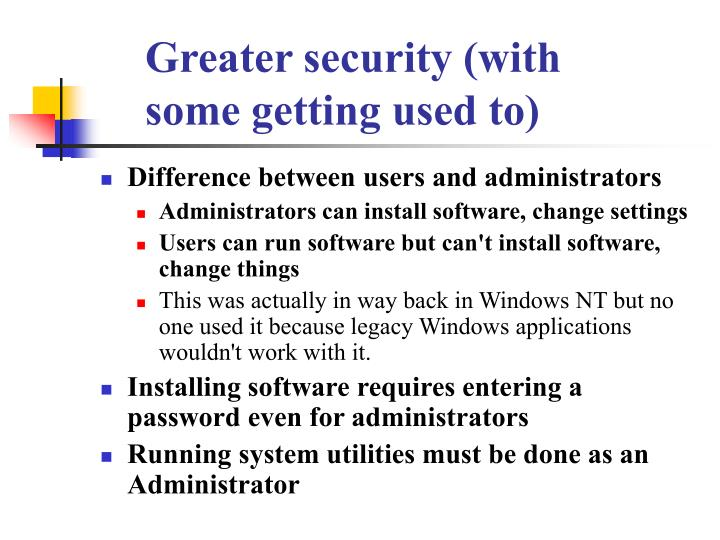 Greater security with some getting used to l.jpg