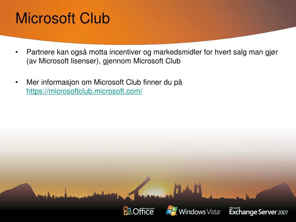 Microsoft Club