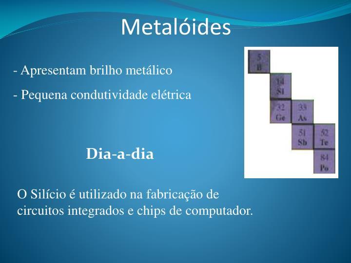 Metalóides