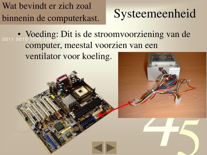Systeemeenheid